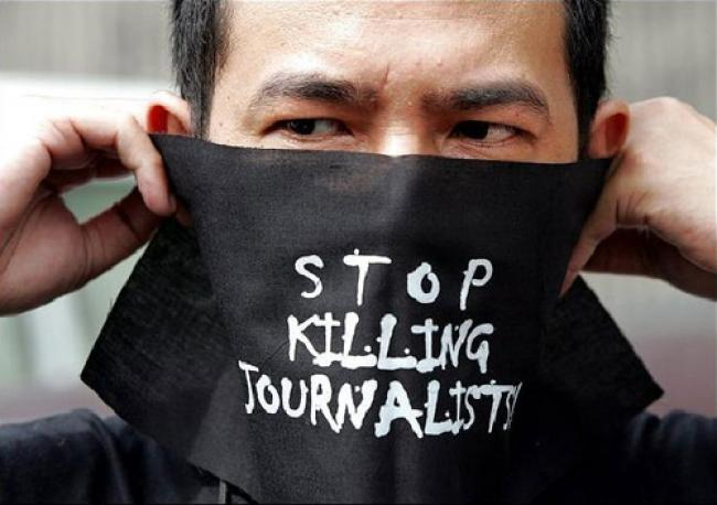 UN concerned over continued killing of journalists