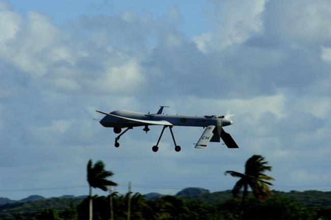 UN calls for transparency in the use of armed drones
