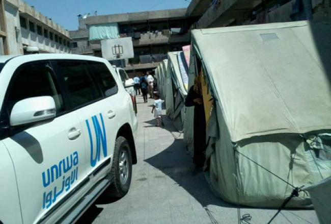 UN appeals for funds to assist Palestinian refugees