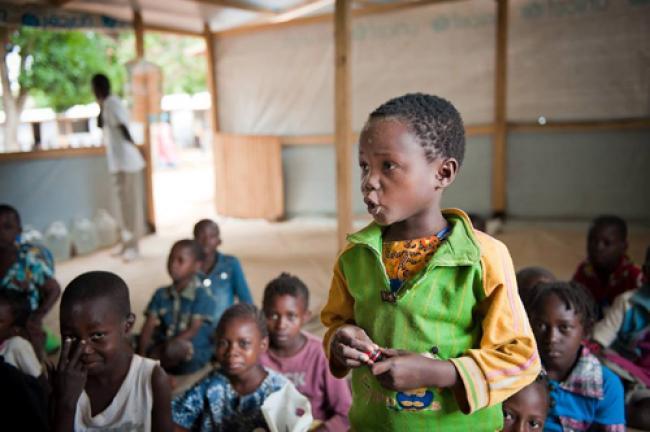 CAR: UN concerned over children witnessing brutality