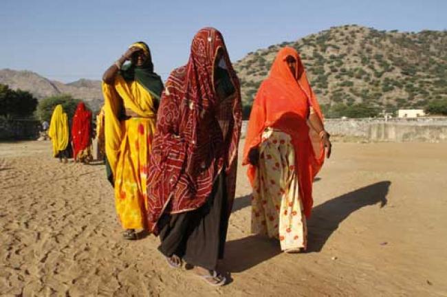 Prelim India women status report presented