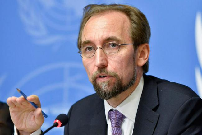 UN rights chief criticizes legal amendment in Gambia targeting homosexuals