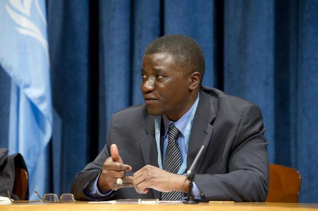 UN rights expert urges durable solutions for Haiti's displaced, vulnerable