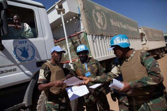 Darfur: amid allegations of mass rape, UN voices profound concern, begins investigation
