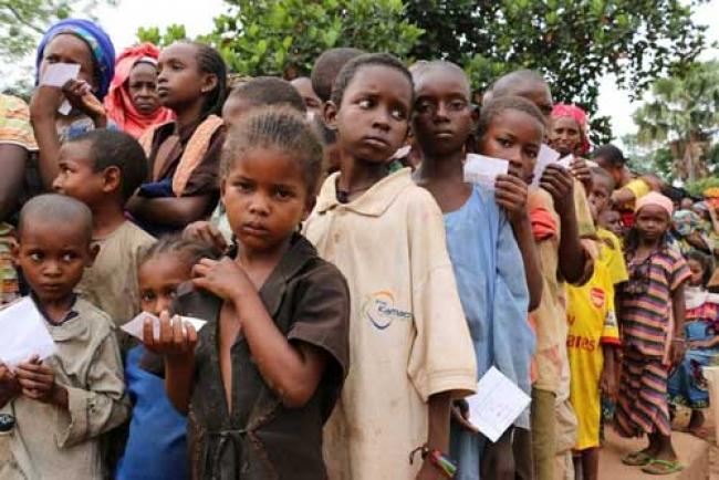 UNICEF deplores cruelty against children in CAR conflict