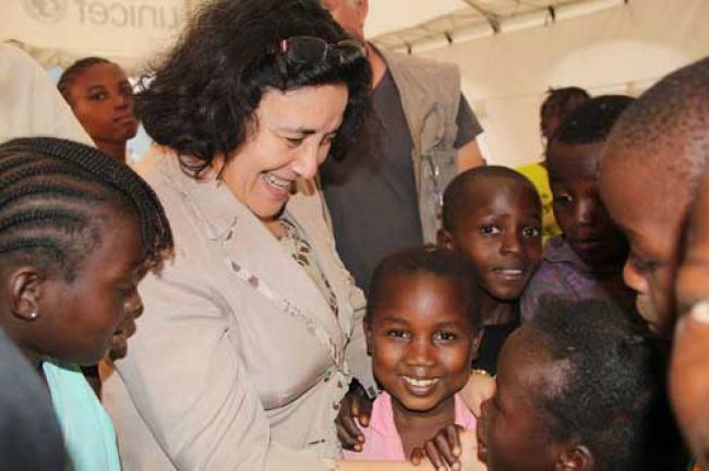 UNSC resolution to combat violations against children