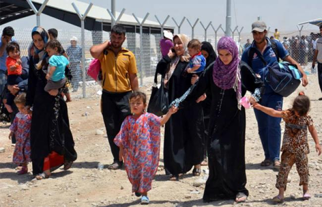 Iraq violence: UN confirms more than 2,000 killed since early June