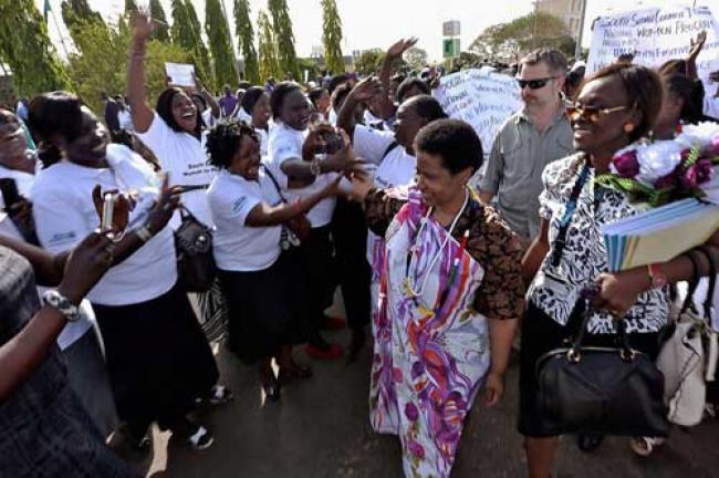 South Sudan: UN spotlights women as partners for peace