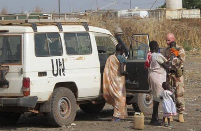 Number of South Sudanese sheltering at UN bases to remain high in coming months