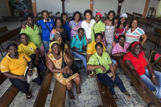 Colombian women's network receives annual UN refugee award