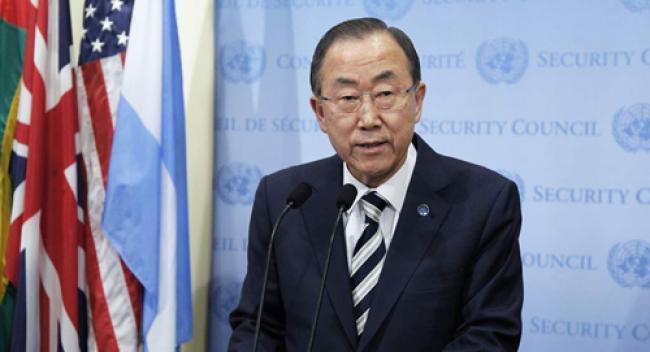 Thailand: Ban urges respect of democratic principles