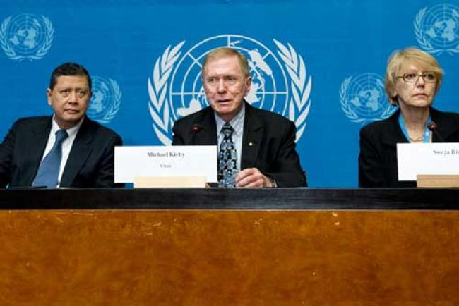 DPR Korea: UN inquiry reports systematic abuses