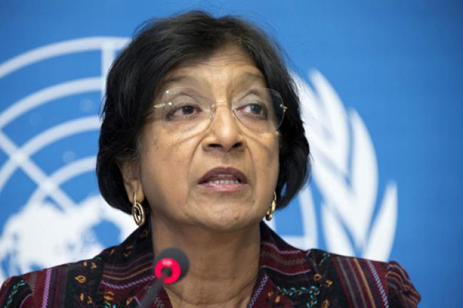 UN rights chief urges all sides in eastern Ukraine to 'turn away from destructive path'