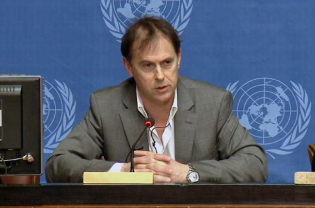 Cambodia: UN decries use of force against protesters