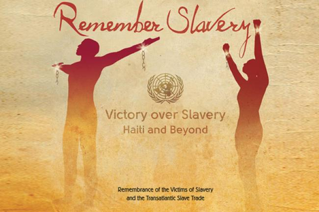 With special event, UN to mark 'Victory over Slavery: Haiti and Beyond'