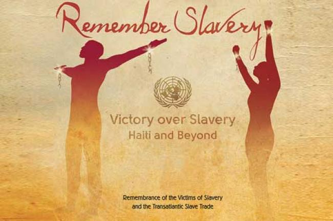 UN marks Day of Remembrance with calls to end slavery