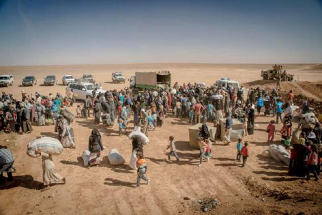Syria: UN agency warns of grave risks to refugees if funding gaps remain unmet