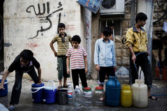 Syria: UN denounces hardship wrought on Aleppo's residents