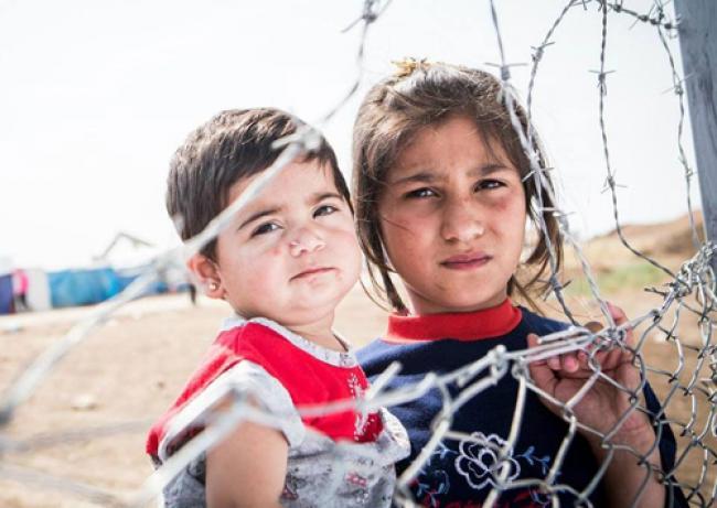 UN seeks fund to save Syrian children