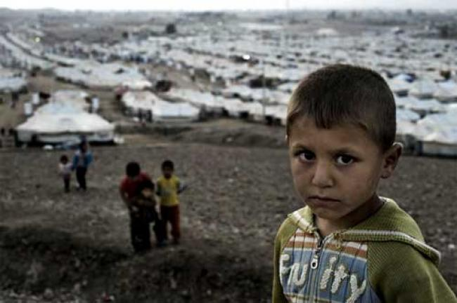 UN alarmed by plight of war-traumatized Syrian children