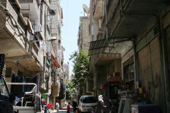 Syria: UN to reach besieged Palestinian refugee camp