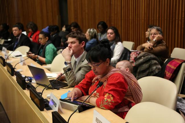 UN: Young activists for gender equality ready to play active role