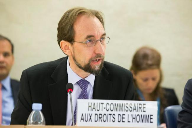 UN rights chief welcomed war crimes trial for former Chadian leader