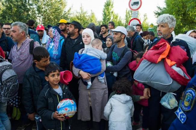 Hungary: UN rights chief appalled at treatment of refugees, migrants by authorities