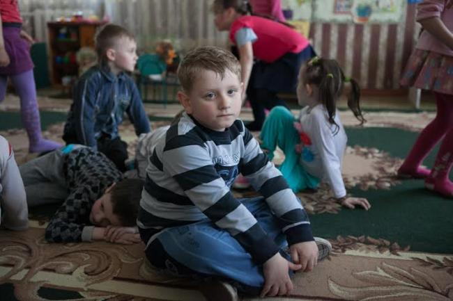 UNICEF urges more funding in Ukraine for children affected by conflict