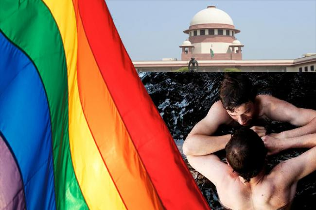 Supreme Court refers to 5-judge bench petition against gay sex ban, LGBT groups hopeful