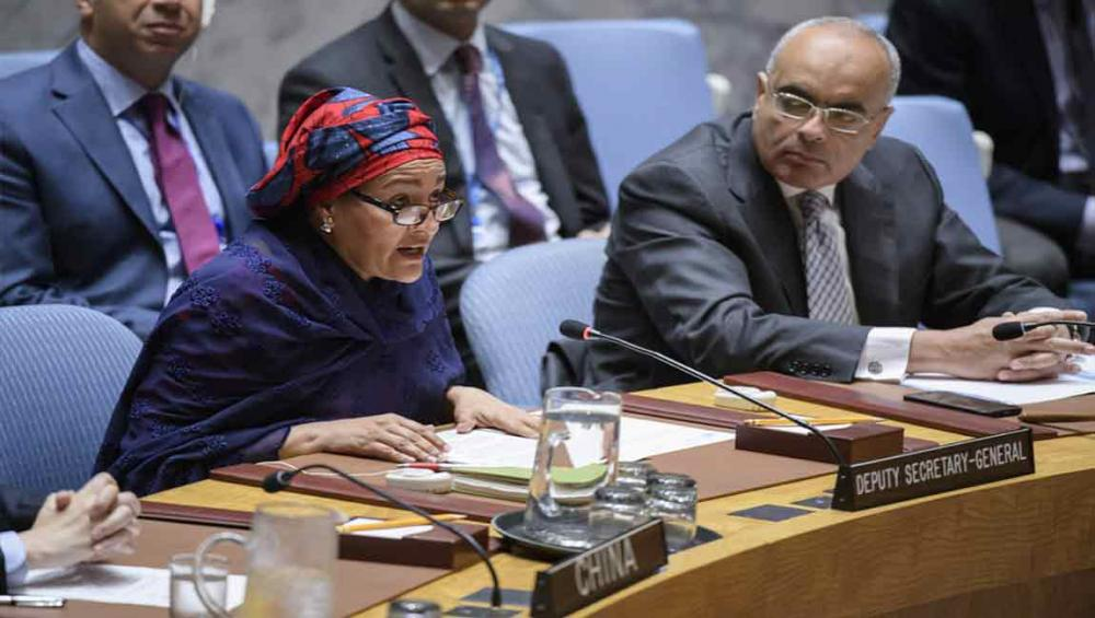 Investing in women key to sustainable peace in DR Congo and Nigeria, UN deputy chief tells Security Council