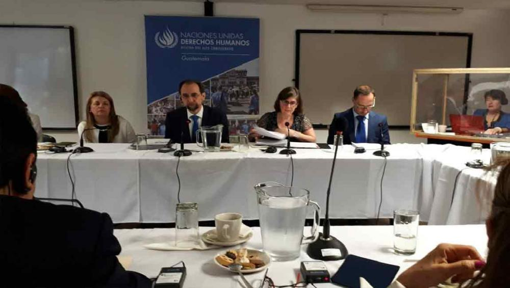 Wrapping up visit, UN rights chief urges El Salvador to address femicide and abortion ban