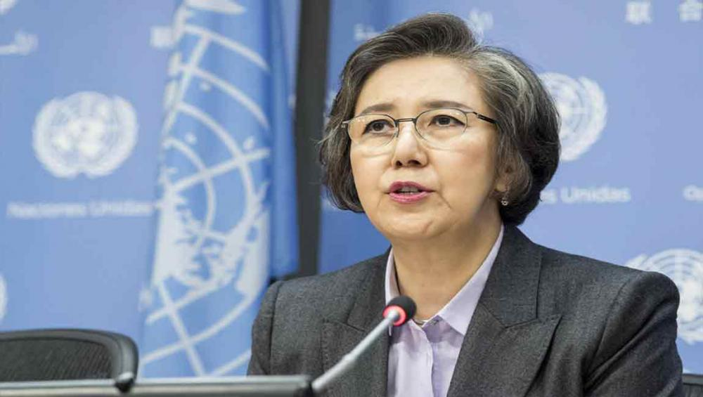 UN rights expert 'disappointed' by Myanmar's decision to refuse her visit