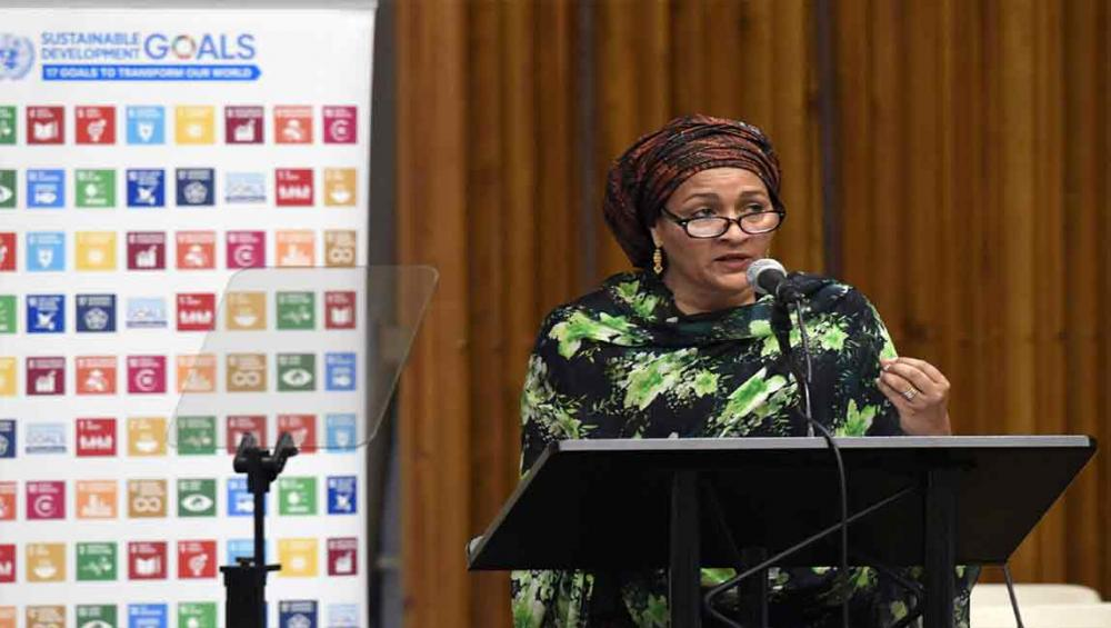 'Long walk to freedom' unfinished for women, girls – Deputy Secretary-General says in Mandela lecture