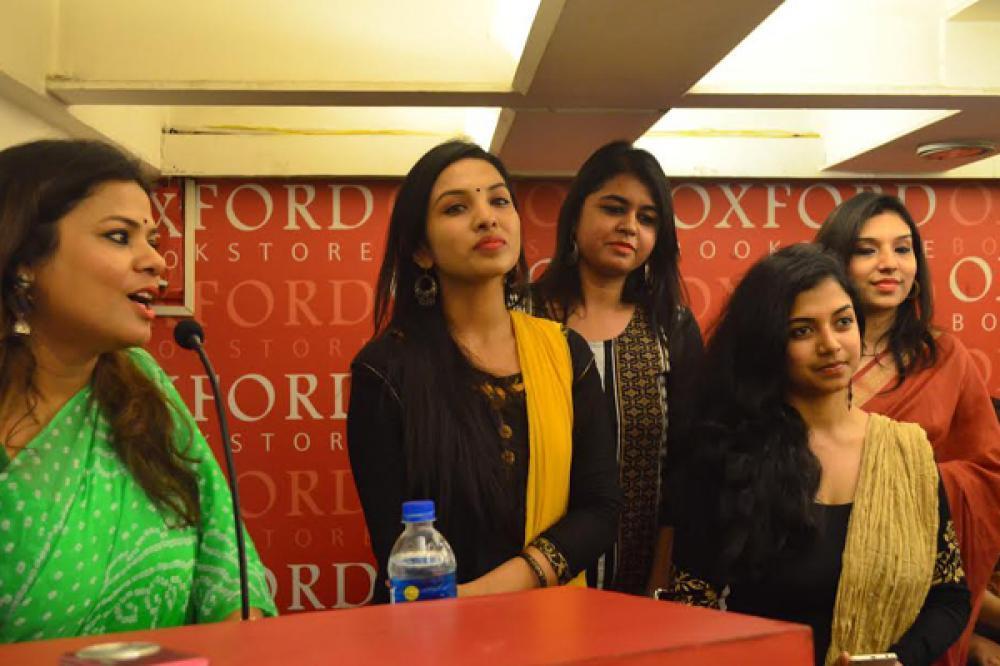 A publishing company run entirely by women