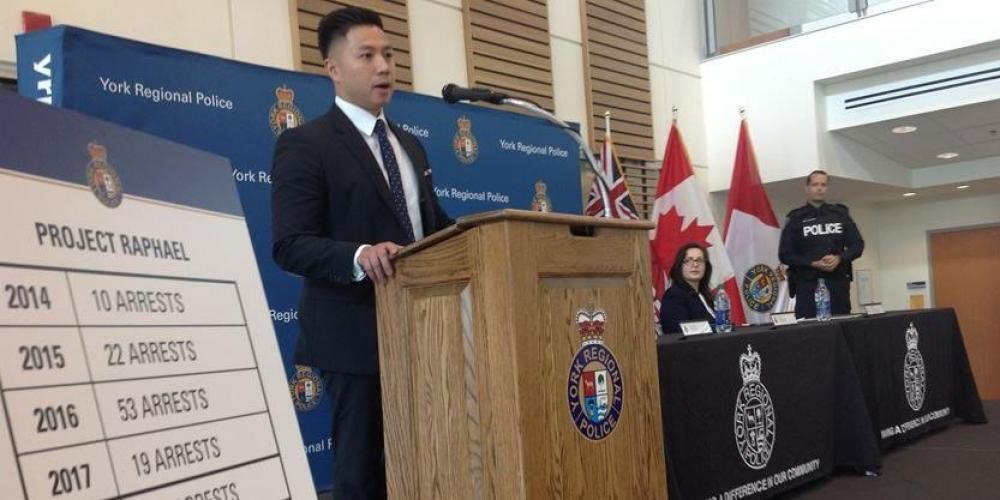 Project Raphael: YRP concludes report, arrests 104 trying to buy child sex