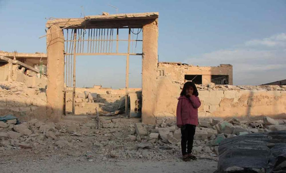 Child rights must be at the centre of Syria peace talks - UNICEF