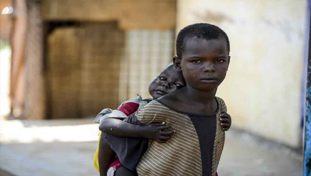 Children are the face of conflict-fuelled humanitarian tragedy in South Sudan – UNICEF