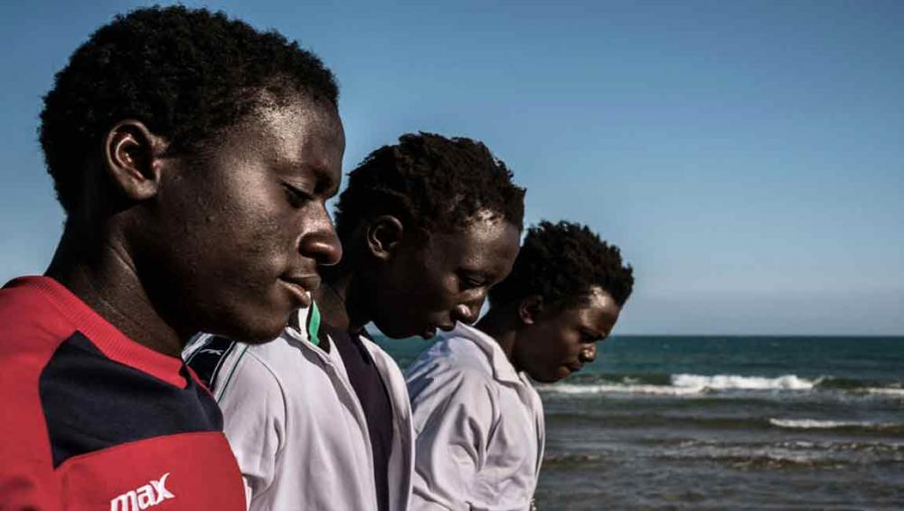 Majority of children fleeing to Europe just want to get away, UNICEF reports