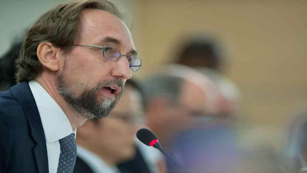 UN human rights chief urges repeal of repressive NGO law in Egypt