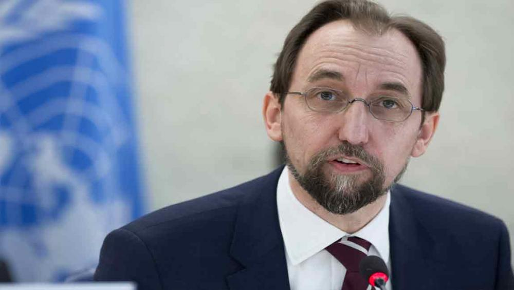 In Balustein lecture, UN rights chief rebukes notion that multilateralism is a threat in on Thursday's world