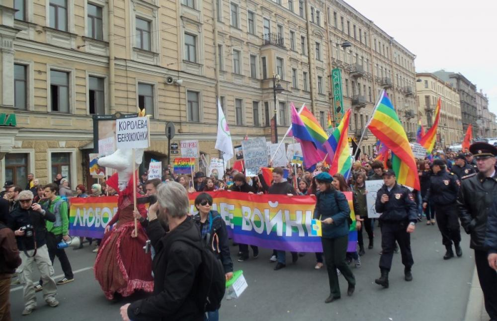 European court slams Russia's 'Gay Propaganda' law