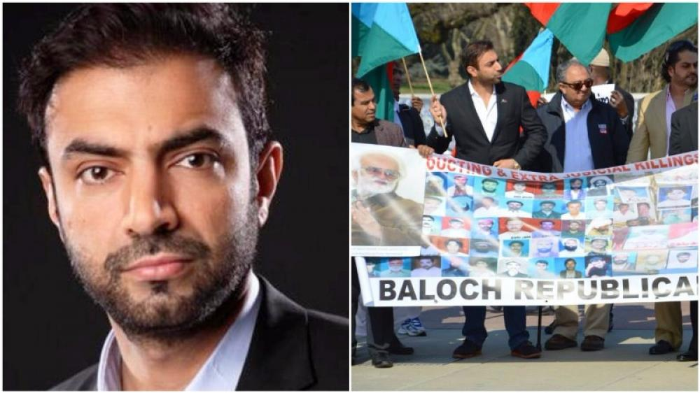 Exiled Baloch leader Bugti denies he sought asylum in India