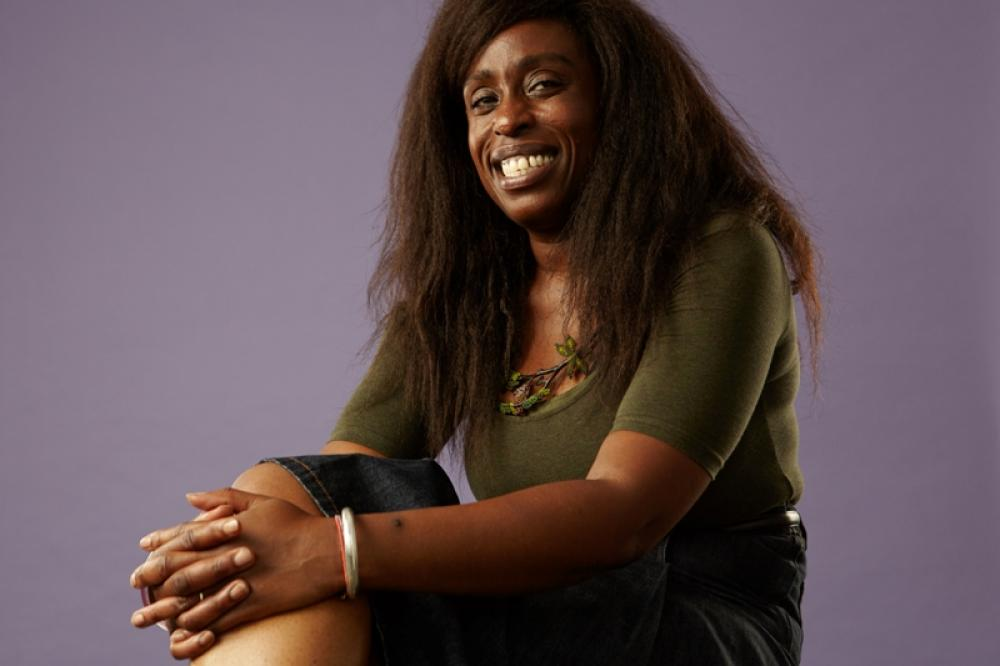 Olivia Nuamah: Pride Toronto chief opens up on gender, racism and coming out