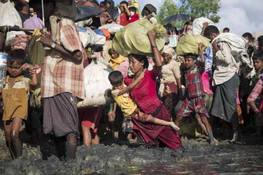 Forced to flee Myanmar, Rohingya girls say they were sexually exploited in Bangladesh