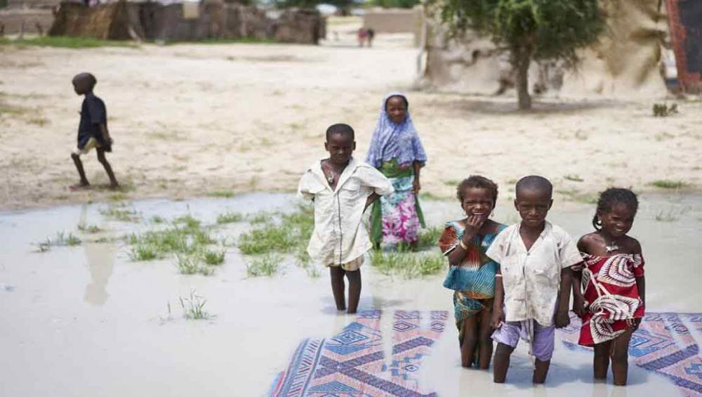 Lake Chad Basin: UNICEF warns 5.6 million children at risk of waterborne diseases in rainy season