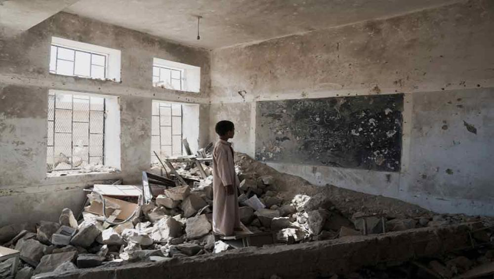 Conflict keeps 27 million children out of school, with girls at high risk of abuse – UN report