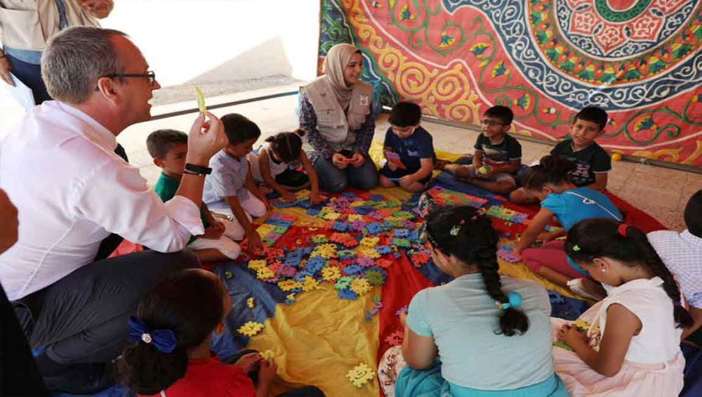 Over 500,000 children in Libya need aid; UNICEF urges political solution to years-long crisis