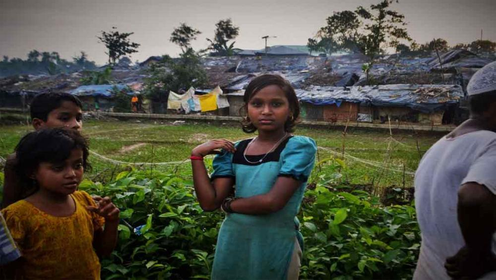 UN human rights chief points to 'textbook example of ethnic cleansing' in Myanmar