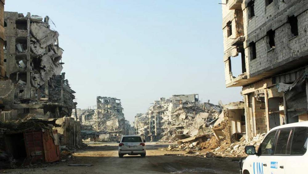 Head of UN human rights inquiry decries 'disastrous' civilian death toll in Syria
